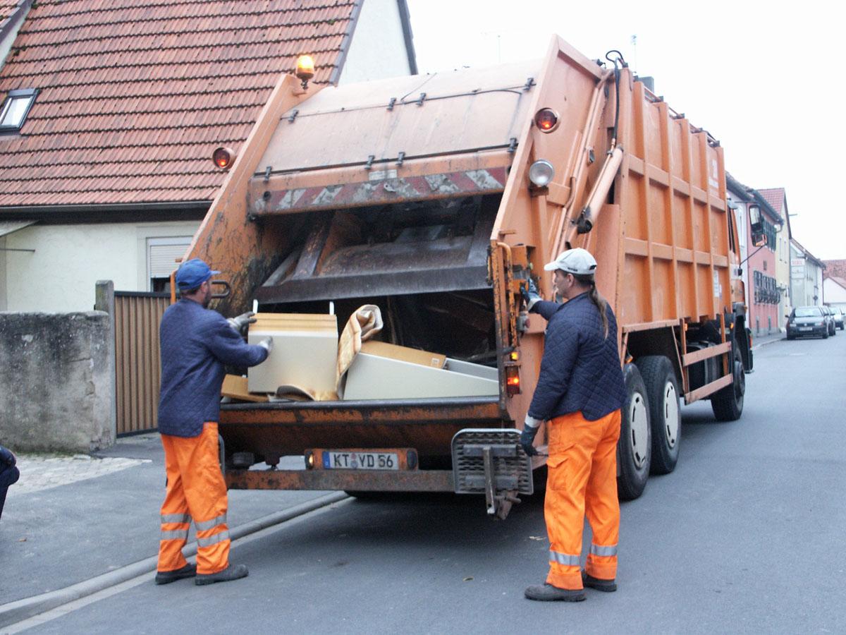 Abfallberatung unterfranken bilddb sperrm llabfuhr for Flying spaces gebraucht